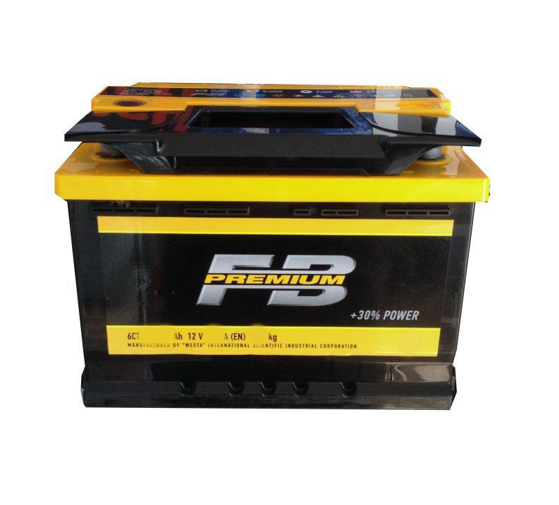 АКБ Fire Ball Premium  65Ач (640En)