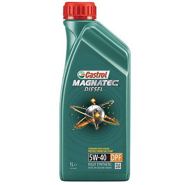 Castrol Magnatec Diesel 5/40 B4  DPF  1л  (502 00/505 00/505.01)