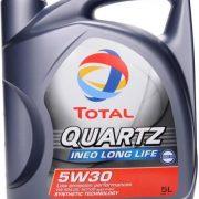 TOTAL Quartz INEO L LIFE   5w30  5л грн