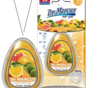 "Пахучка Dr.Marcus ""Car Gel"" Citrus Dream коробка на зеркало"