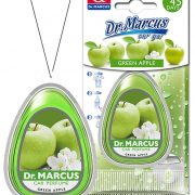 "Пахучка Dr.Marcus ""Car Gel"" Green Apple коробка на зеркало"