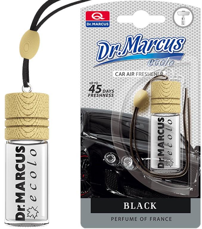Пахучка Dr. Marcus «ECOLO» Black коробка бутилочка