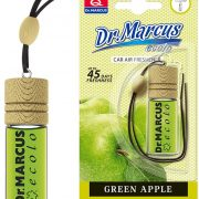 "Пахучка Dr. Marcus ""ECOLO"" Green Apple коробка бутилочка"