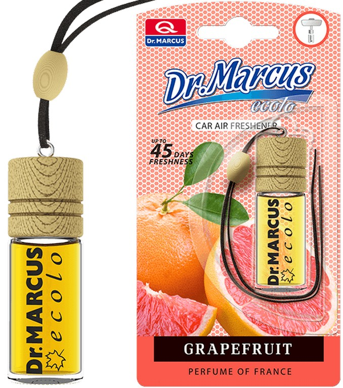 Пахучка Dr. Marcus «ECOLO» Grepefruit коробка бутилочка