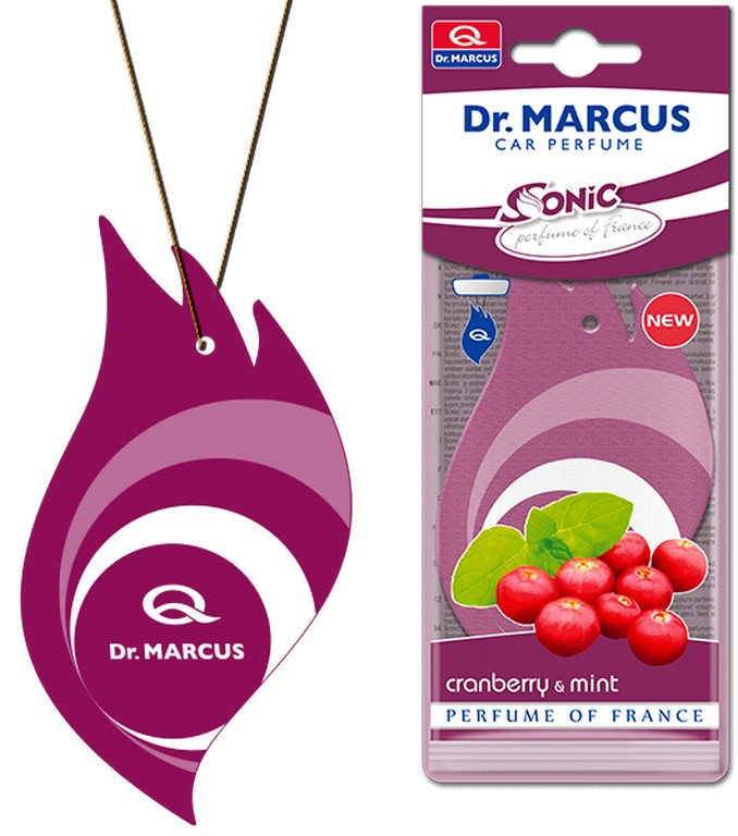 Пахучка Dr.Marcus SONIC  Cranberry & Mint