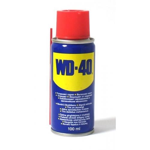 WD-40   Универсальная смазка  100мл.