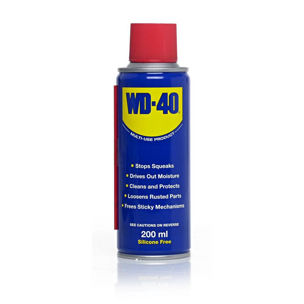 WD-40   Универсальная смазка  200мл.