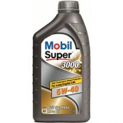 Mobil Synt S (Super 3000)  5w40  1л