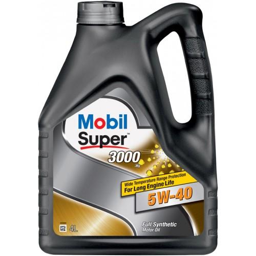 Mobil Synt S (Super 3000)  5w40  4л