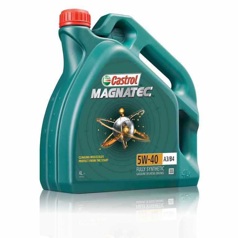 Castrol Magnatec Diesel 5/40 B4  DPF  5л  (502 00/505 00/505.01)