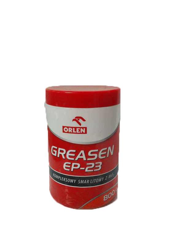 ORLEN смазка  Greasen ЕР23   0.8кг с молибденом $