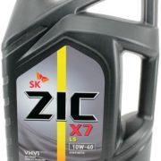 ZIC  A+  10W40  бенз. п/с  (Х7 LS) 6л