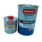 Novol 310 4+1 грунт акрил.  (серый)