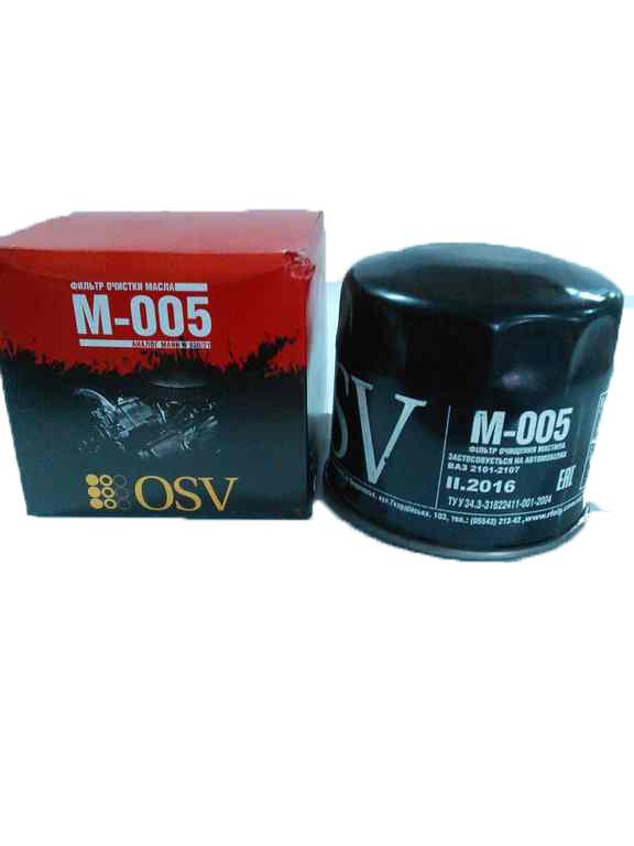 Фильтр мас. Укр. (средний) М-005 OSV