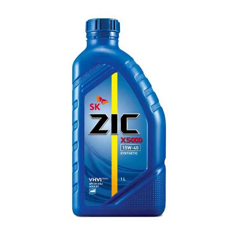 ZIC  HIFLO 15W40  бенз. (Х5) 1л