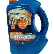 PREST OIL 10W40 SG/CF 5л.