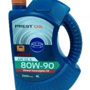 PREST OIL 80W90 GL-5 4л.