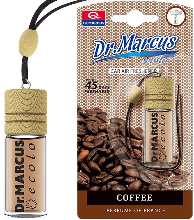 Пахучка Dr. Marcus «ECOLO» Coffee коробка бутилочка