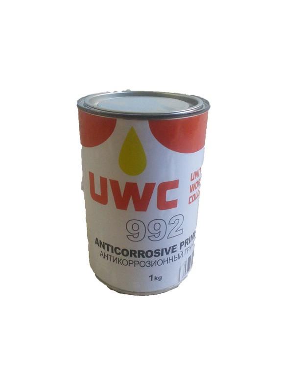 Грунт UWC 992 красный 1кг