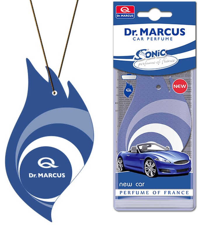 Пахучка Dr.Marcus SONIC  New car