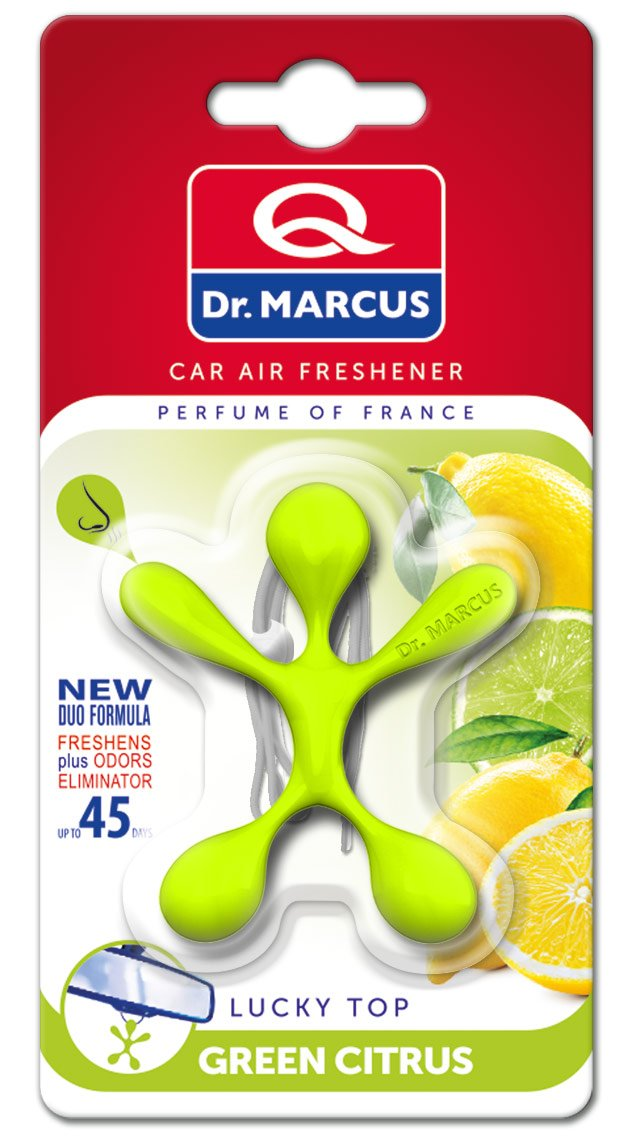 Пахучка Dr. Marcus LUCKY TOP Green Citrus