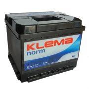 АКБ NORM 75Ач KLEMA (640En)  Евро