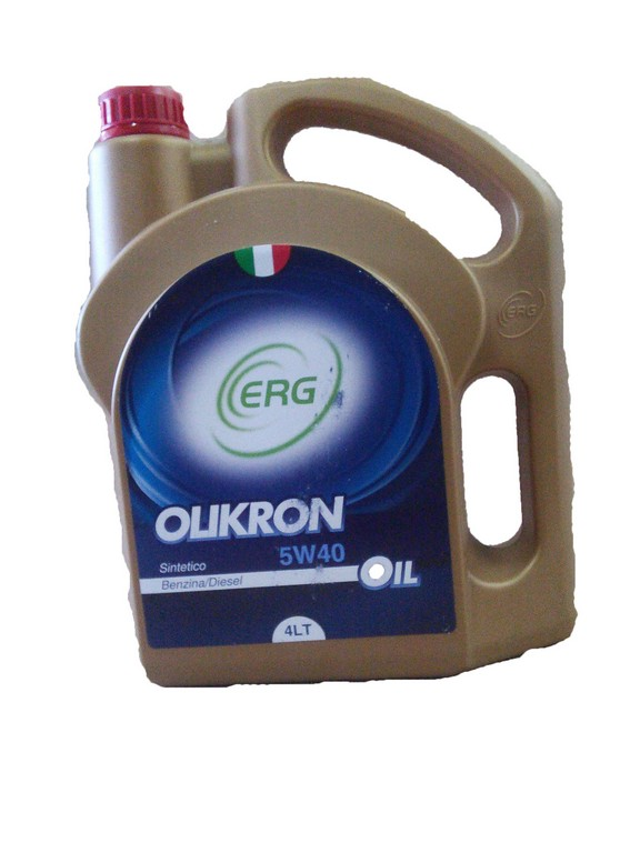 ERG Olikron 5w40  4л