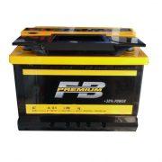 АКБ Fire Ball Premium  65Ач (640En) Евро